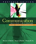 Communication: Principles for a Lifetime, Portable Edition -- Volume 1: Principles of Communication (with Mycommunicationlab with E-B