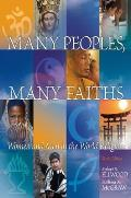 Many Peoples, Many Faiths (10TH 14 Edition)