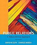 Public Relations A Value Driven...