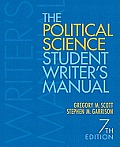 Political Science Student Writers Manual 7th Edition