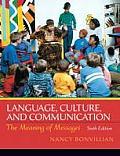Language, Culture and Communication (Myanthrokit Series Myanthrokit)