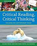 Critical Reading, Critical Thinking (4TH 12 Edition)