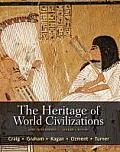 Heritage of World Civilization, Brief: Volume 1 (5TH 12 Edition)