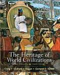 Heritage of World Civilizations, Brief: Combined (5TH 12 Edition)