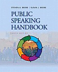 Public Speaking Handbook Plus New Mycommunicationlab with Etext Cover