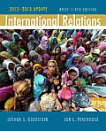 International Relations Brief 2012-2013 (6TH 13 - Old Edition)
