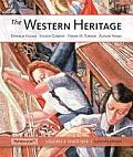 Western Heritage, Volume II: Since 1648 - With Access (11TH 13 Edition)