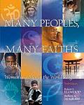 Many Peoples Many Faiths Plus New Myreligionlab with Etext Access Card Package