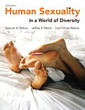 Human Sexuality in a World of Diversity (Paper) (9TH 14 Edition)