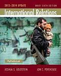 International Relations Brief 2013 2014 Update