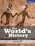 World's History, Volume I, Prehistory To 1500 (5TH 15 Edition)