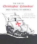 Log Of Christopher Columbus First Voyage
