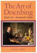 Art of Describing Dutch Art in the Seventeenth Century