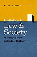 Invitation To Law and Society (10 Edition)