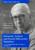 Harmonic Analysis & Partial Differential Equations Essays in Honor of Alberto P Calderon