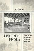 A World More Concrete: Real Estate & The Remaking Of Jim Crow South Florida (Historical Studies Of Urban... by N. D. B. Connolly