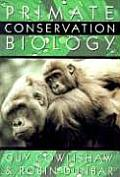 Primate Conservation Biology