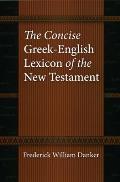 The Concise Greek-English Lexicon...