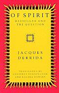 Of Spirit Heidegger & The Question