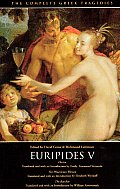 Euripides #5: The Complete Greek Tragedies: Euripides V Cover