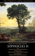 The Complete Greek Tragedies: Sophocles II (Complete Greek Tragedies) Cover