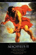 The Complete Greek Tragedies: Aeschylus II (Complete Greek Tragedies)