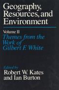 Geography Resources & Environment Volume 2