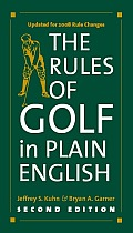 Rules of Golf in Plain English (2ND 08 - Old Edition)