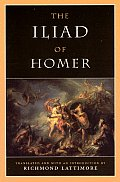 The Iliad of Homer Cover
