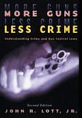 More Guns Less Crime Understanding Crime & Gun Control Laws