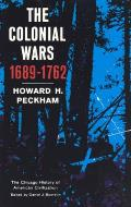 Colonial Wars 1689 1762