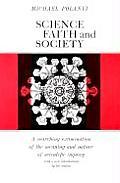 Science, Faith and Society (64 Edition)