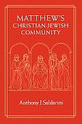 Matthews Christian Jewish Community