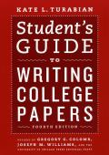 Study Guide for Writing College Papers (4TH 10 Edition)