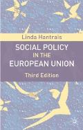 Social Policy in the European Union, Third Edition