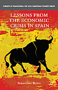 Lessons from the Economic Crisis in Spain (Europe in Transition: The NYU European Studies) Cover