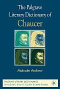 The Palgrave Literary Dictionary of Chaucer (Palgrave Literary Dictionaries) Cover
