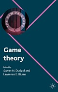 Game Theory (New Palgrave Economics Collection)