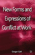 New Forms and Expressions of Conflict at Work Cover