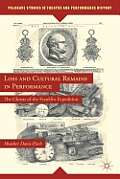 Loss and Cultural Remains in Performance: The Ghosts of the Franklin Expedition (Palgrave Studies in Theatre and Performance History) Cover