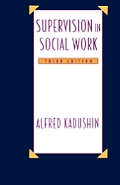 Supervision In Social Work 3rd Edition