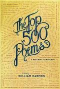The Top 500 Poems Cover