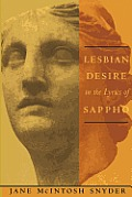 Lesbian Desire in the Lyrics of Sappho (Between Men--Between Women) Cover