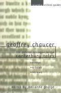 Geoffrey Chaucer: the General Prologue To the Canterbury Tales: Essays • Articles • Reviews (Columbia Critical Guides)