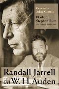 Randall Jarrell On W H Auden