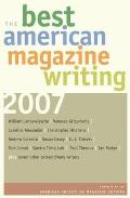The Best American Magazine Writing (Best American Magazine Writing)
