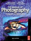 Manual of Photography (9TH 00 - Old Edition)