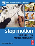 Stop Motion Craft Skills For Model Anima