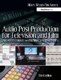 Audio Post Production for Televisio 3RD Edition