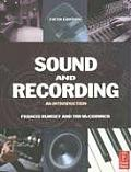 Sound & Recording an Introduction 5TH Edition